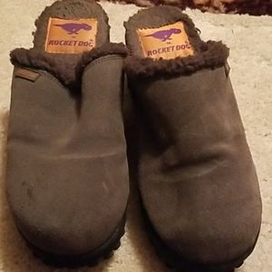 Rocket Dog clogs size 9